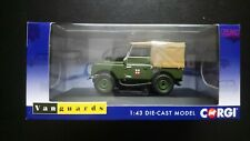 Corgi Vanguards Land Rover Series 1 Lincoln Corp Transport Dept Ltd Ed VA11105