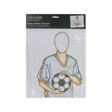 5 Soccer Stand Up Photo Character Frame Sports, Birthday, Team, or League Party