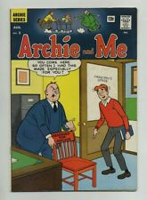 Vintage (1965) ARCHIE AND ME Comic Book Back Issue #2 yz3800