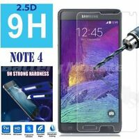 Genuine Tempered Glass Screen Protector for Samsung Galaxy A3/J1/J3/J5/S 3 4 5 6