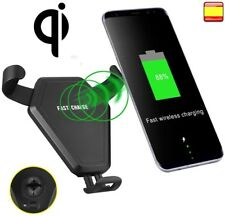Qi cargador inalámbrico para coches iPhone SAMSUNG NOKIA HTC LG HUAWEI