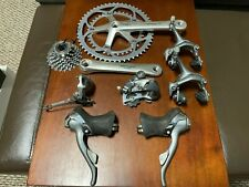 Shimano 600 Groupset Double Road Cycling 8 Speed