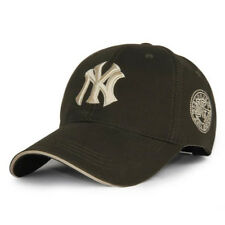2018 Unisex Adjustable NY Embroidery Baseball Cap Travel Sport Snapback Sun Hats