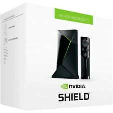 Nvidia SHIELD TV 4K HDR Streaming Media Player with Remote TV box Android
