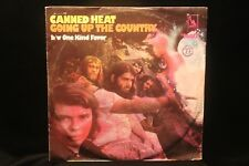 "Canned Heat ""Going Up The Country/One Kind Favor"" 45 rpm w/Picture Sleeve 1968"