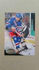 1993-94 Parkhurst #134 Adam Graves New York Rangers