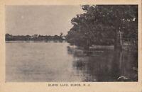 Postcard Elmer Lake Elmer NJ