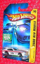 2006 Hot Wheels New Models  Datsun 240Z  #36   J3277-0917A  Instant Win logo