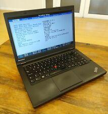 Lenovo Thinkpad T440p i5-4300m 2.6Ghz, 4GB, No HDD or PSU included, Swiss KB