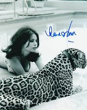 "Lana Wood Autographed 8x10 Photo James Bond ""Diamonds are Forever"" (4)"