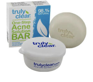 Truly Clear • One Step Acne Blemish Bar Plus Case, Cruelty Free, Alcohol  Free
