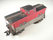 Marx 3556 NYC Caboose #20102, Clean - Restore - Run?  Complete  VG