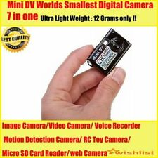 Smallest Mini Camera 5MP HD DV Video Recorder Camcorder as pen keychain RC web