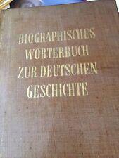 Biographisches Wörterbuch zur deutschen Geschichte Rössler, Hellmuth, Günther Fr