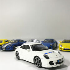 Porsche 911 TURBO 997 Diecast Car Model 1:43 Collection Toy Gift