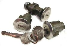 NOS Door & Trunk Locks With Ford Keys Pinto 71 72 73 74 75 - 80
