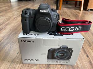 Canon EOS 6D (WG) Full Frame 20.2MP GPS WiFi in BOX