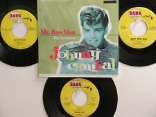 LOT OF 4 JOHNNY CYMBAL /DEREK /THE McCOYS  HIT 45's+1P(Copy)[Mr. Bass Man] 60's!