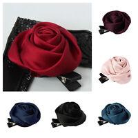 Rosen Haarklammer Haarclip Haarspange Haarschmuck Haar Blüten