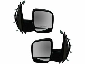 For 2003-2008 Ford E150 Door Mirror Set 86213RN 2004 2005 2006 2007 Mirror