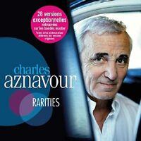 CHARLES AZNAVOUR - RARITIES  CD NEW+