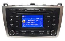 MAZDA 6 AM FM Satellite BOSE Radio AUX Stereo 6 Disc Changer MP3 CD Player