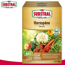 Substral Naturen 1,5 kg Bio Hornspäne Extra fein