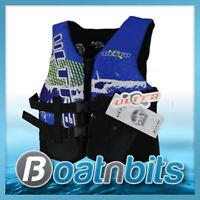 life Jacket, Neoprene Child Size 4 - 6 BLUE