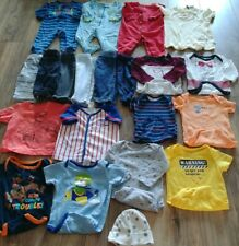 Baby Boy Clothes Lot Of 21 Pieces Size 3-6M Great Brands Great Condition