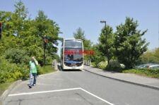 PHOTO  JET BLACK BUS SN11 BWD BUS NEWBURY  6TH JUNE 2013