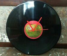 The Beatles Vinyl Record/LP  Wall Clock