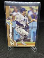 2020 Topps Series 2 Base Gold Foil #556 Josh Naylor - San Diego Padres