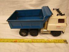 VINTAGE Vintage Ertl International Transtar NASA Hydraulic Dump Truck RARE