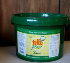 Tellofix classic 5 kg Eimer (250 l), Gemüsebrühe & Allwürzmittel + Gratisbeigabe