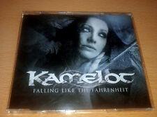 Kamelot - Falling Like The Fahrenheit ** Rare Maxi CD Single OOP ** Rhapsody