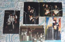 The Beatles in Japan 1966 Live Concert and Candid Photo Set of 15 & FREE CD!