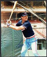 Tom Brunansky signed autograph auto 8x10 Minnesota Twins Baseball Photo
