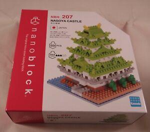 Kawada Nanoblock  NAGOYA CASTLE JAPAN building toy NBH_207 Worldwide NEW