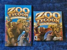 Zoo Tycoon: Complete Collection With Manual (PC 2003) FREE S/H