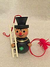 Vintage Steinbach Ornament Chimney Sweep