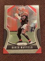 BAKER MAYFIELD 2019 Panini Prizm Base Card 2nd Year #88 BROWNS Sooners! 🔥🔥