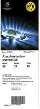 Ticket EC Borussia Dortmund - Ajax Amsterdam 18.09.2012