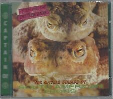 PETER & TEST TUBE BABIES - MATING SOUNDS OF SOUTH AMERICAN FROGS - AHOY CD 197