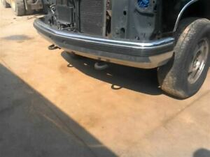 Front Bumper Chrome With Impact Strip Fits 88-00 CHEVROLET 2500 PICKUP 816821