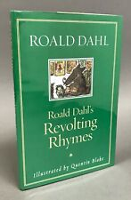 Roald Dahl's Revolting Rhymes   Quentin Blake   Knopf    Revised Edition 1982