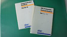 Steckmodul Handbuch Star NL-10 & Computerhandbuch Benutzerhandbuch B-16665