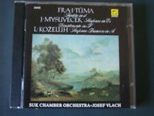 Tuma/Myslivecek/Kozeluch: Partita and Sinfonias Panton 81 0953 CD