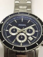 Fossil Watch Jewelry Men's Bracelet No Movement Doesn't Work Band CH2927 P404