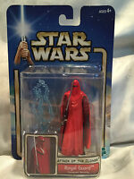 Star Wars 2002 Royal Guard Coruscant Security Attack Of The Clones Figure #19