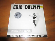 Eric Dolphy UNREALIZED TAPES West Wind 016 Jazz LP Record